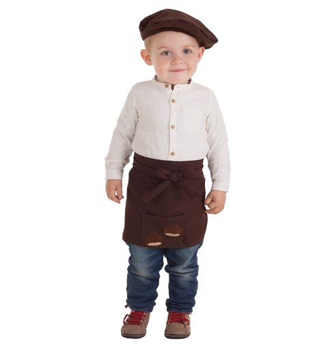 Disfraz de Castañero para Bebe