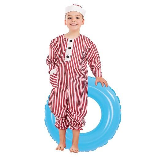 Disfraz de Bañista para Niño