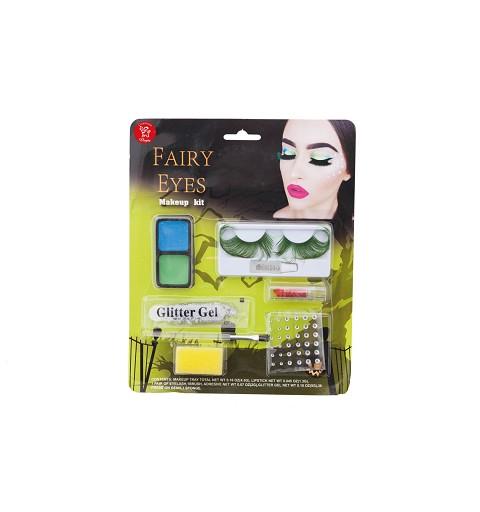 Maquillaje Set Hada Verde