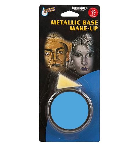 Tarro de Maquillaje Azul