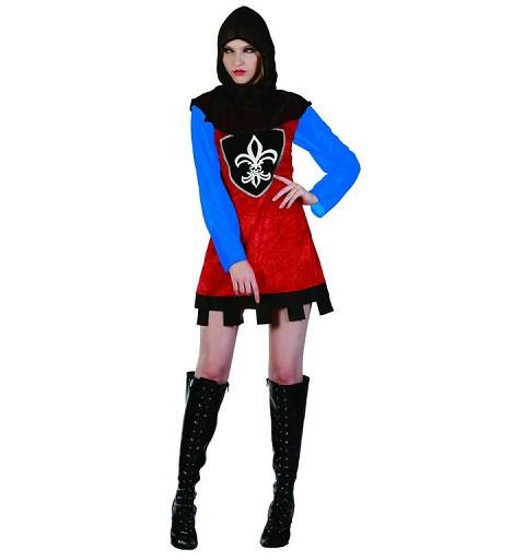 Disfraz Guerrera Medieval...