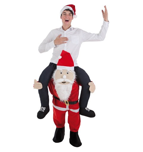 Disfraz Papá Noel Adulto...