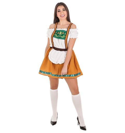 Disfraz Bávara Tirol Adulto
