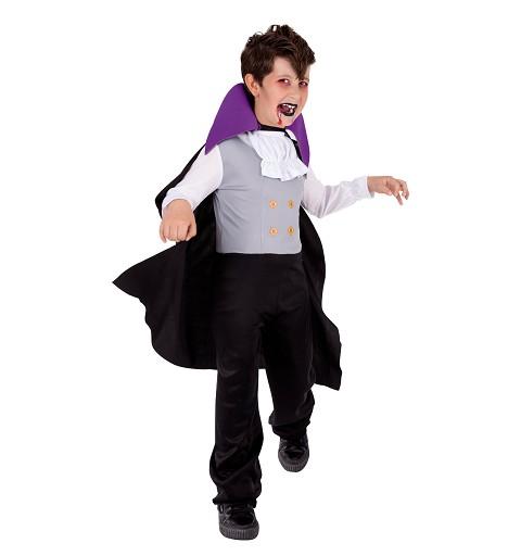 Disfraz Dracula Vip Niño