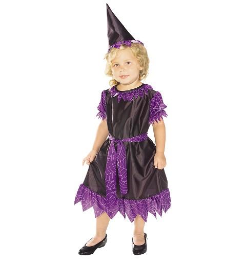 Disfraz de Bruja Purpura...