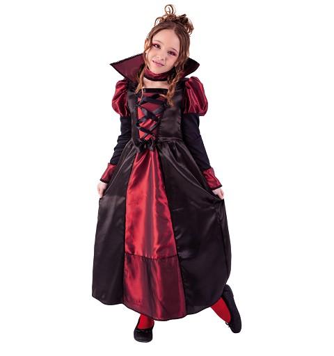 Disfraz Miss Drakula Niña