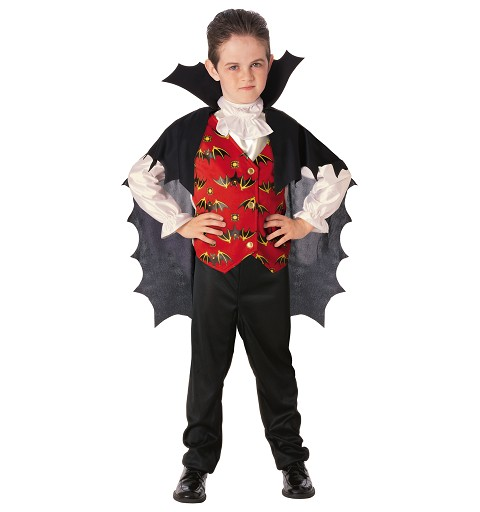 Disfraz Dracula Niño