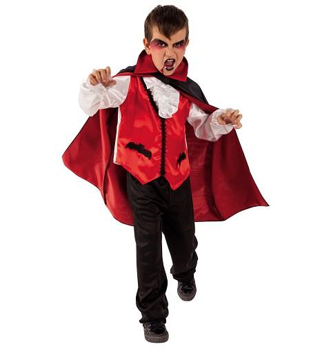 Disfraz El Conde Dracula Niño