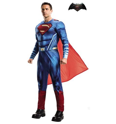 Superman Doj Classic Adulto