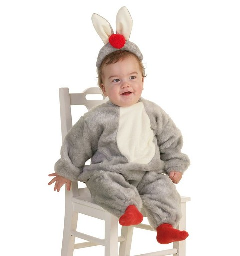 Disfraz conejito Bebe (0 a 12 meses)