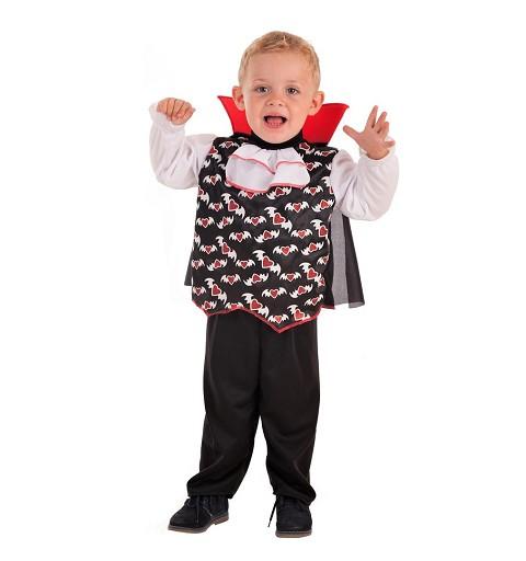 Disfraz Draculín (1-2 Años)