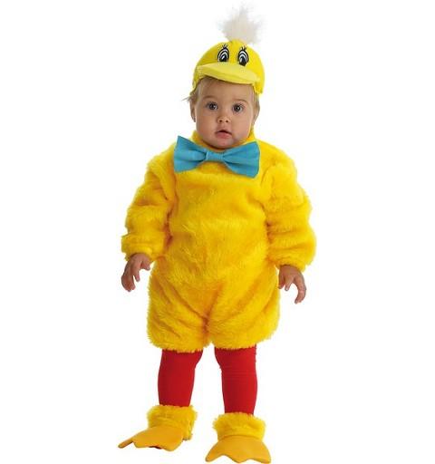 Disfraz Pollito Bebé Niño