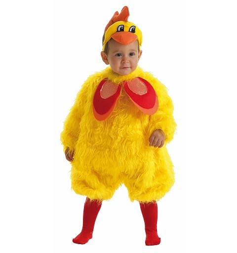 Disfraz Gallina Bebe (0 a 12 meses)