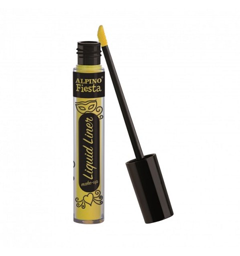 Blister 2 Und. Maquillaje Liquid Liner, Amarillo & Verde