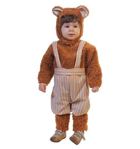 Disfraz Oso Bebe (0 a 12 meses)