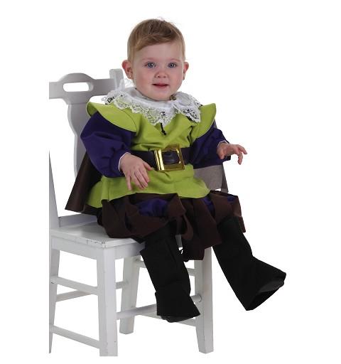 Disfraz Mosquetero Bebe (0 a 12 meses)