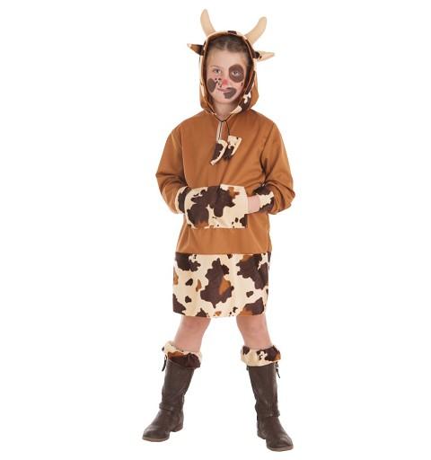 Disfraz Vaca Mimosa Infantil
