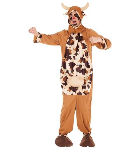 Disfraz Vaca Mimoso Adulto