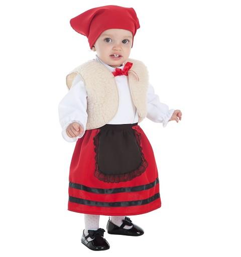 Disfraz Pastora Chaleco...