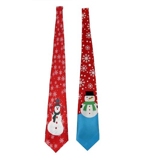 Corbatas Navidad