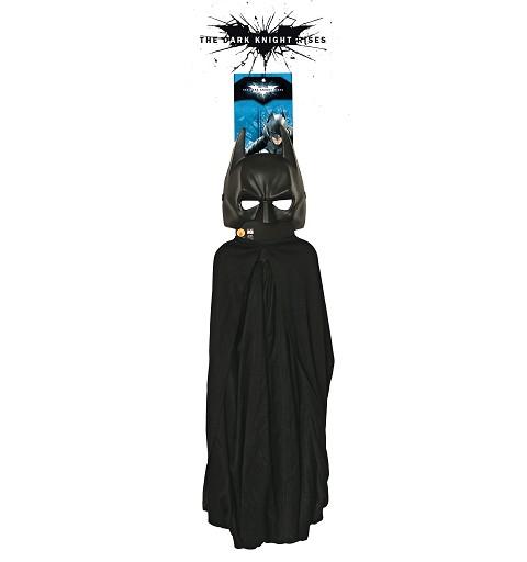 Disfraz Capa Mascara Batman...