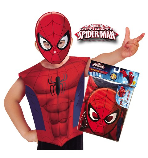 Spiderman Partytime Set