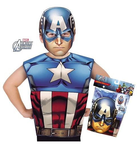 Capitan America Partytime...