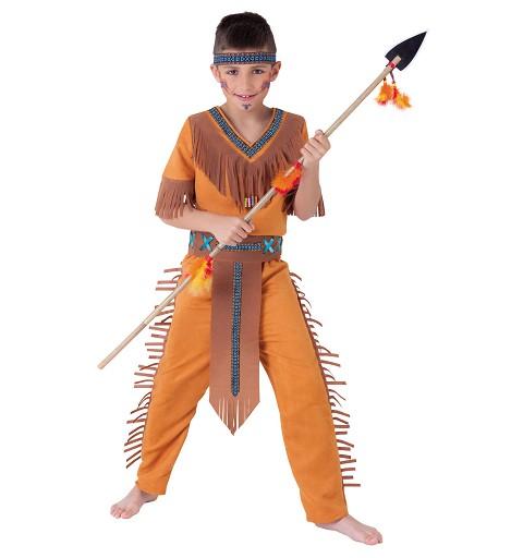 Disfraz Indio Siux Infantil