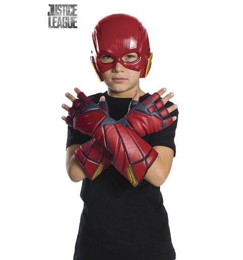 Guantes Flash Jl Movie...