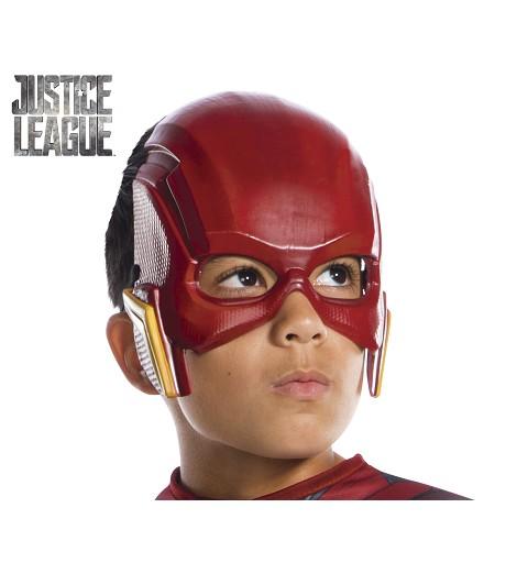 Mascara Flash Jl Movie Infantil + 6 Años