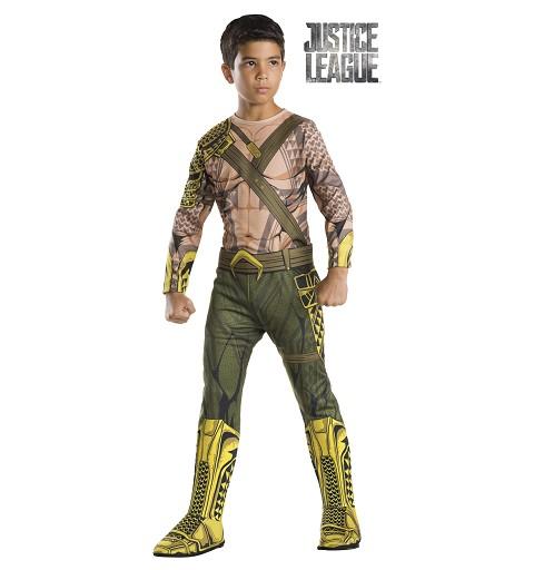 Disfraz Aquaman Jl Movie Classic Infantil