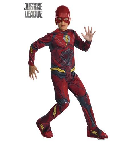 Disfraz Flash Jl Movie...
