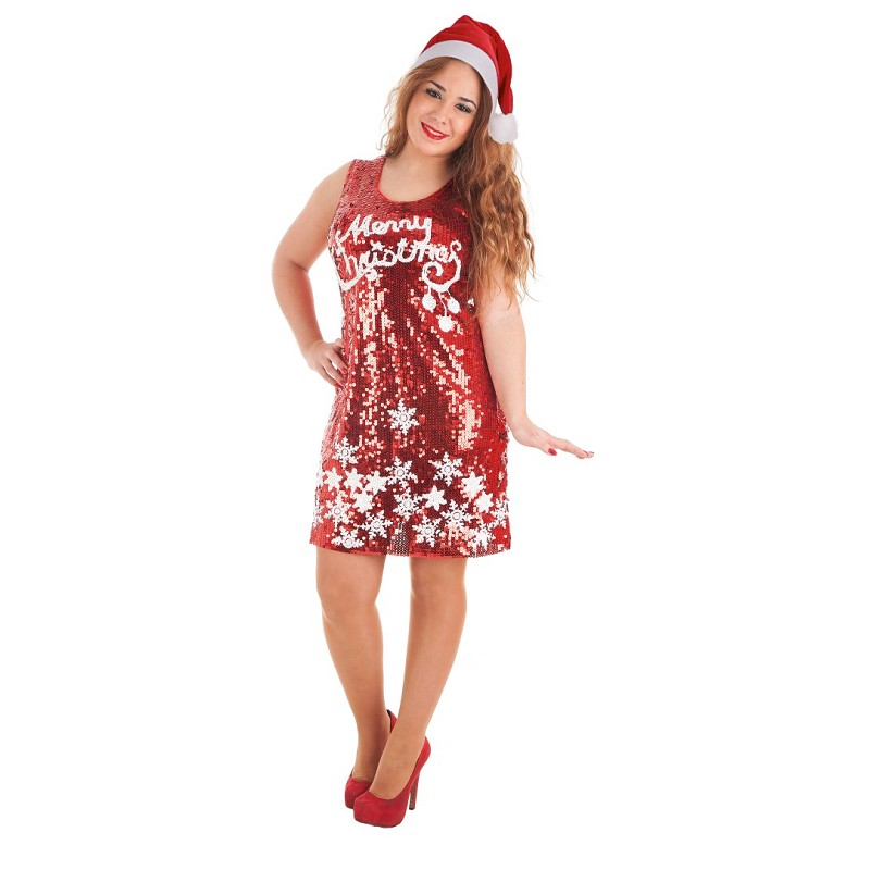 ea74fed89 Disfraz Vestido Rojo de