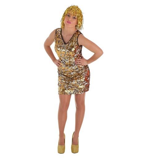 Disfraz Adulto Vestido Burbuja