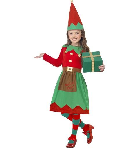 Disfraz Elfita Infantil