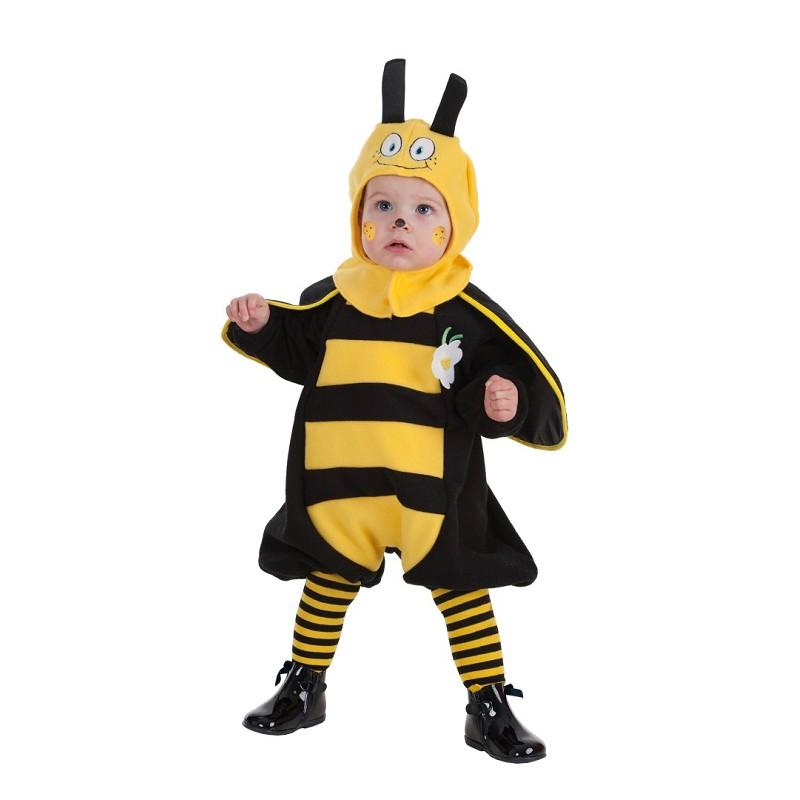 Disfraz Abeja Loca Bebe 0 a 12 meses MiDisfraz