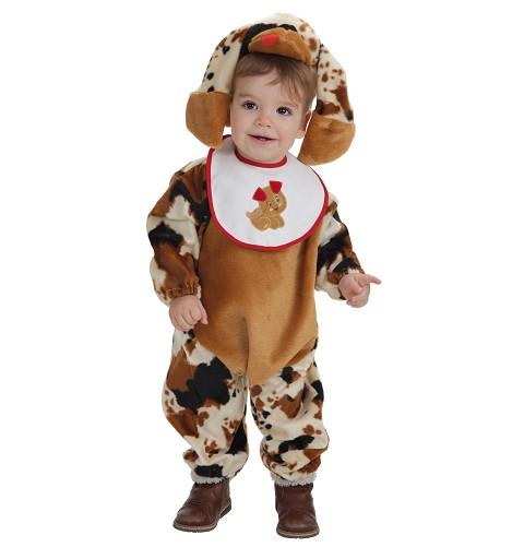 Disfraz Perrito Babero Bebe (0 a 12 meses)