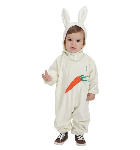 Disfraz Conejo Zanahoria Bebe (0 a 12 meses)