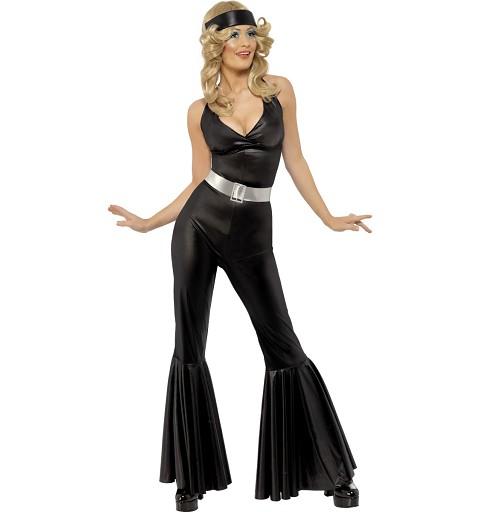 Disfraz Diva de Los 70 Lujo...
