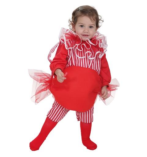 Disfraz Caramelo Bebe (0 a 12 meses)