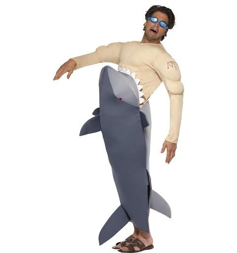 Disfraz Tiburón Comiendo...