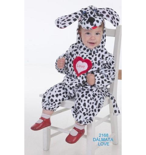 Disfraz Dalmata Love Bebe (0 a 12 meses)