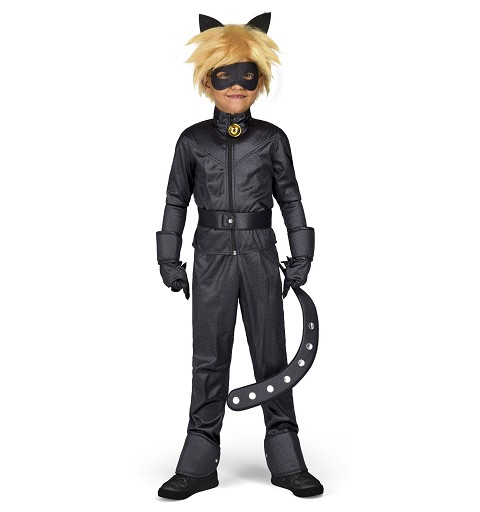 Disfraz Cat Noir Infantil 6-8 AÑOS