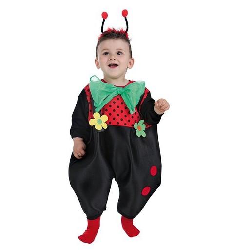Disfraz Mariquita Bebe (0 a 12 meses)