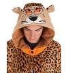 Disfraz Pijama Leopardo Cheetah T-L