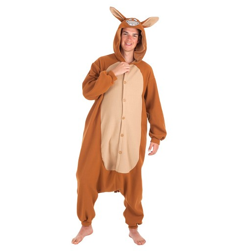 Disfraz Funny Donkey Adulto T-L