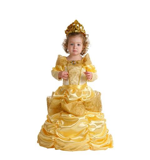 Disfraz Princesa Amarilla Bebe (0 a 12 meses)