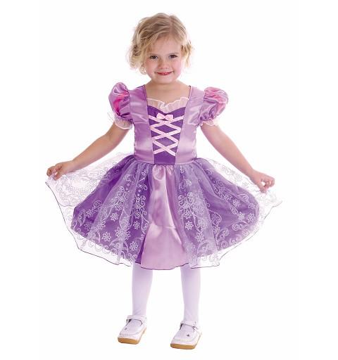 Disfraz Princesa Viol Bebe ( 0 a 12 meses )