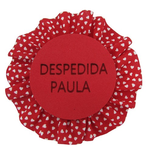 Pin Puntilla Corazon