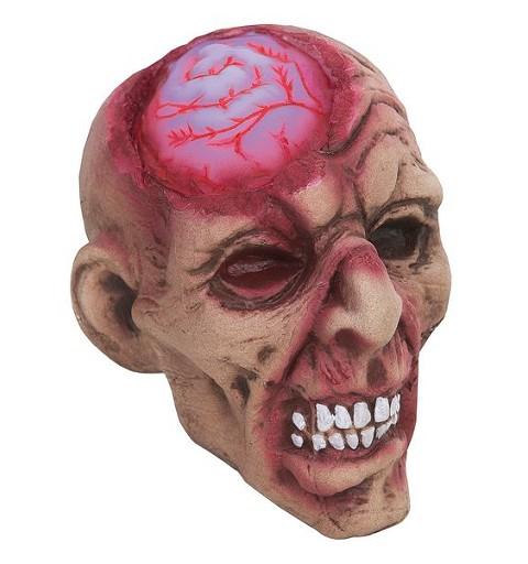 Cabeza Cerebro Luz 18 cm